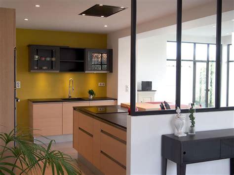 les cuisines modernes meuble de sparation cuisine salon meuble separation