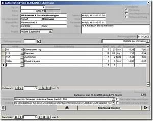 Kaufmännische Rechnung : rechnungssoftware branchensoftware kaufmann ~ Themetempest.com Abrechnung