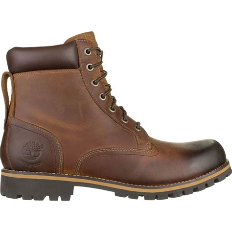 s rugged boots timberland earthkeepers rugged waterproof 6in plain toe