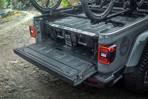 2020 Jeep Gladiator Mopar Accessories by 2020 Jeep Gladiator Weaponized By Mopar In Los Angeles