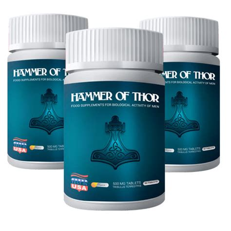 hammer of thor price in pakistan hammer of thor capsules