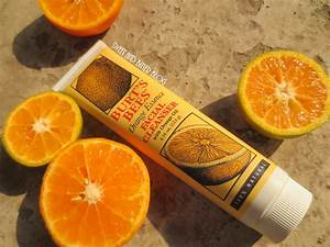 Burt U0026 39 S Bees Orange Extract Facial Cleanser With Orange Oil Review Photos Swatch