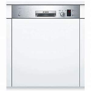 Taille Standard Lave Vaisselle : lave vaisselle encastrable dimensions lave vaisselle encastrable bosch smi68n15eu inox ~ Melissatoandfro.com Idées de Décoration