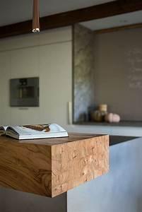 Theke Für Küche : theke aus holz an moderner wohnk che k che pinterest design ~ Sanjose-hotels-ca.com Haus und Dekorationen