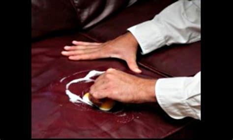 comment nettoyer fauteuil en cuir