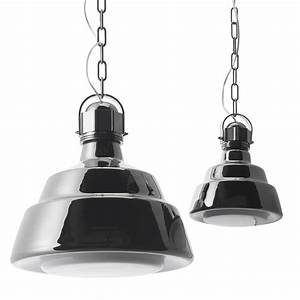 Foscarini Diesel Lighting Glass Pendant Light Utility
