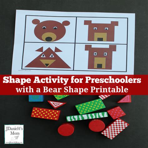 shapes theme preschool activities shape activity for preschoolers with a shape printable 128