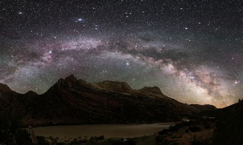 Free Images Landscape Milky Way Cosmos Atmosphere