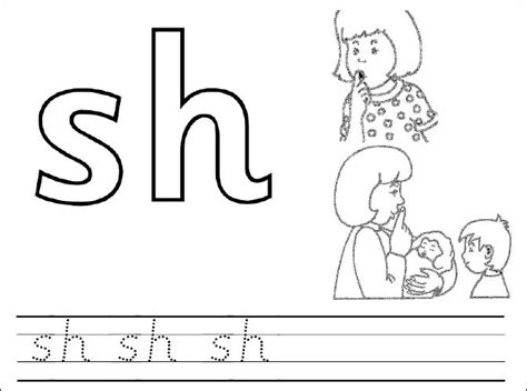 15 Best Images Of Ch Phonics Worksheets  Free Sh Ch Th Digraph Worksheets For Kindergarten