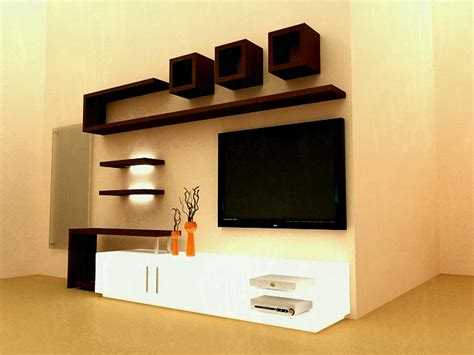 Lcd Walls Design Living Room