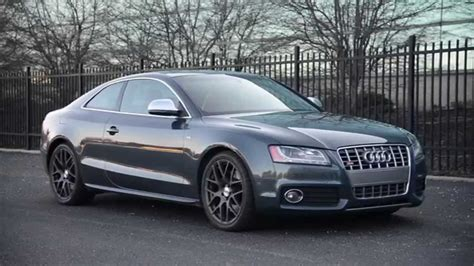 2008 Audi S5 With Awe Tuning Exhaust