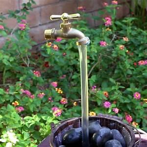 Pinterest Bricolage Jardin : magic faucet fountain nifty outdoors pinterest ~ Melissatoandfro.com Idées de Décoration