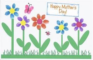 HollysHome - Church Fun: A Fingerprint Mother's Day Card ...