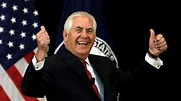 Qatar: Rex Tillerson's first big test as secretary of ...