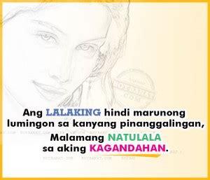 crush quotes tagalog banat sa quotesgram