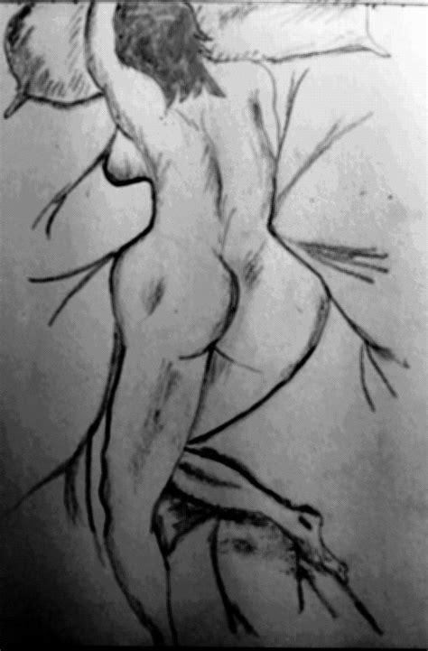 Sleeping Nude Erotic Art