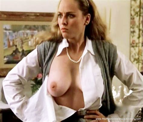 Actress Virginia Madsen Paparazzi Topless Shots And Nude Movie Scenes Mr Skin Free Nude