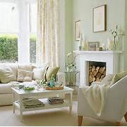 Photos Of Living Rooms With Green Walls by White And Green Living Room