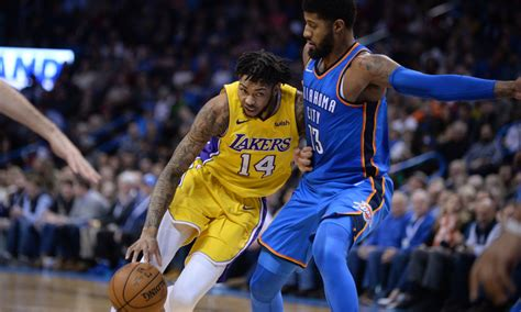 los angeles lakers  oklahoma city thunder game preview