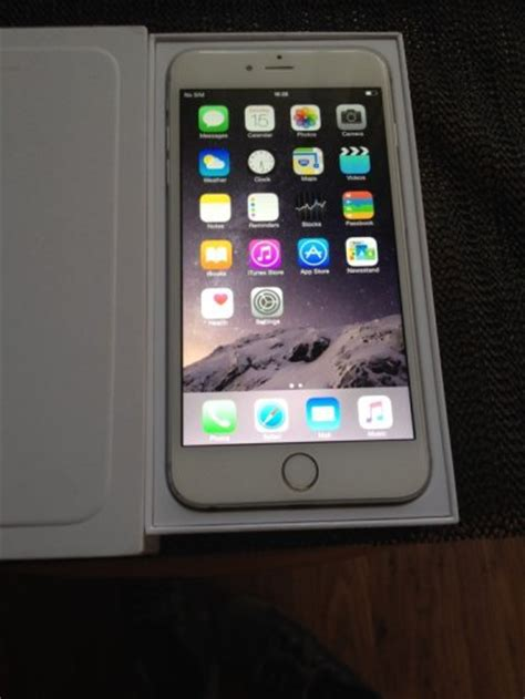 sim free iphone 6 iphone 6 plus sim free mint condition for in