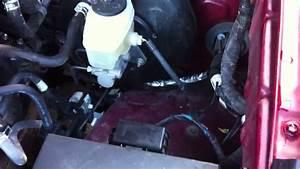 2006 Toyota Tacoma Engine Block Heater Install Part 2
