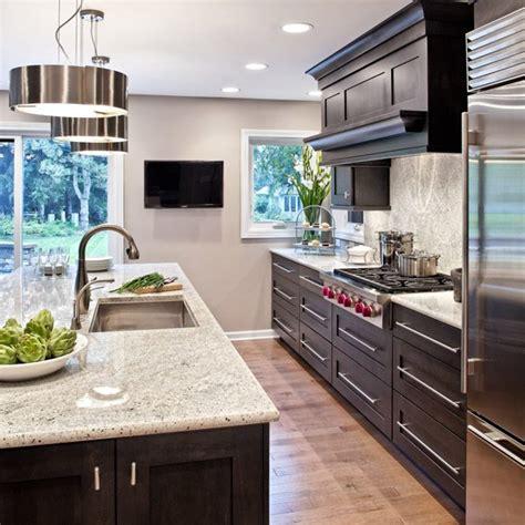 Zenlike Naperville Kitchen  Drury Design