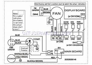Frigidaire Dehumidifier Fad301nwd Wiring Diagram Download Free