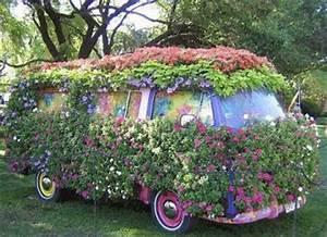 recup pour exterieur idee deco de jardin archzinefr With deco pour jardin exterieur