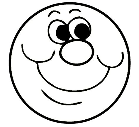 emoji pages coloring pages