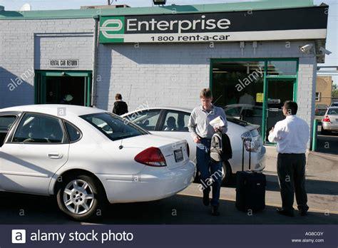Illinois Chicago O'hare Airport Enterprise Rent A Car