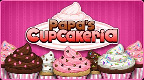 papas cupcakeria juego aleatorio youtube
