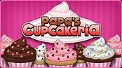 Papa's Cupcakeria ( Juego Aleatorio ) - YouTube