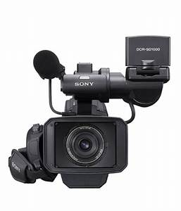 Sony DCR-SD1000E Professional Video Camera Price in India ...