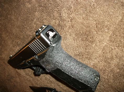 glock trigger and frame mods now with pics page 4