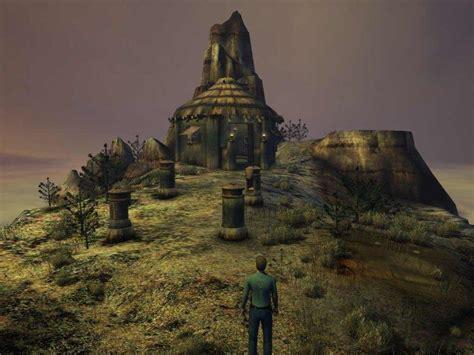 uru ages  myst   adventure game