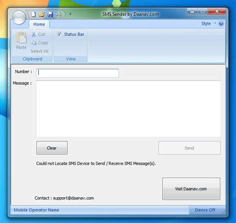 text someone from computer download free sms sender for pc