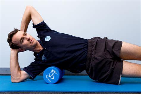 foam roller exercises physio pro