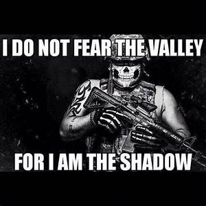 Army. I am the shadow! | Military/Veterans/LEO'S ...