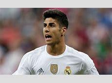 Real Madrid v Barcelona Marco Asensio to be secret El