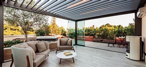 riscaldare veranda veranda riscaldata le soluzioni a prova di freddo