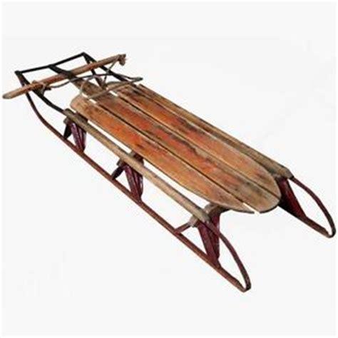 Wooden Sled   eBay
