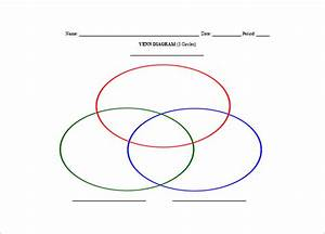 7  Triple Venn Diagram Templates