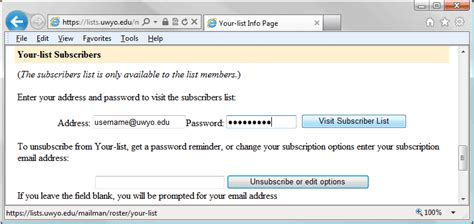 list of email addresses and passwords list of email addresses and passwords how to format
