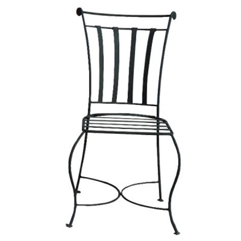 wrought iron chair from morocco for indoor or outdoor