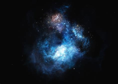 Vlt Discovers First Generation Stars The Universe