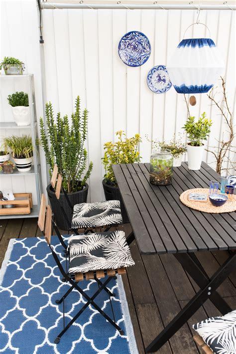 Deko Für Den Balkon by Meine Drei Wohnlieblinge F 252 R Den Balkon Ein 100 Ikea