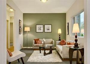 paint colors for living room accent wall With living room wall paint designs
