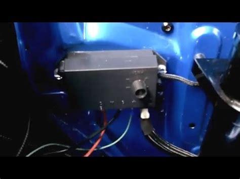 install  wire flex  lite electric fan