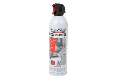 aerosol bed liner raptor spray in bedliner autos post
