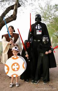 Star Wars Diy : diy star wars family costumes ~ Orissabook.com Haus und Dekorationen